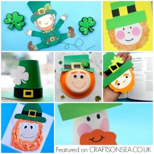 leprechaun crafts for kids to make 300