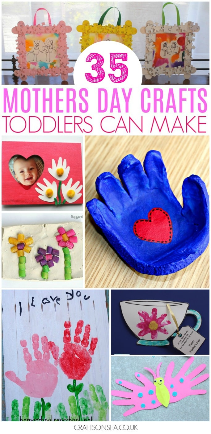 mother day crafts 35 mothers day crafts for toddlers crafts on sea 2509
