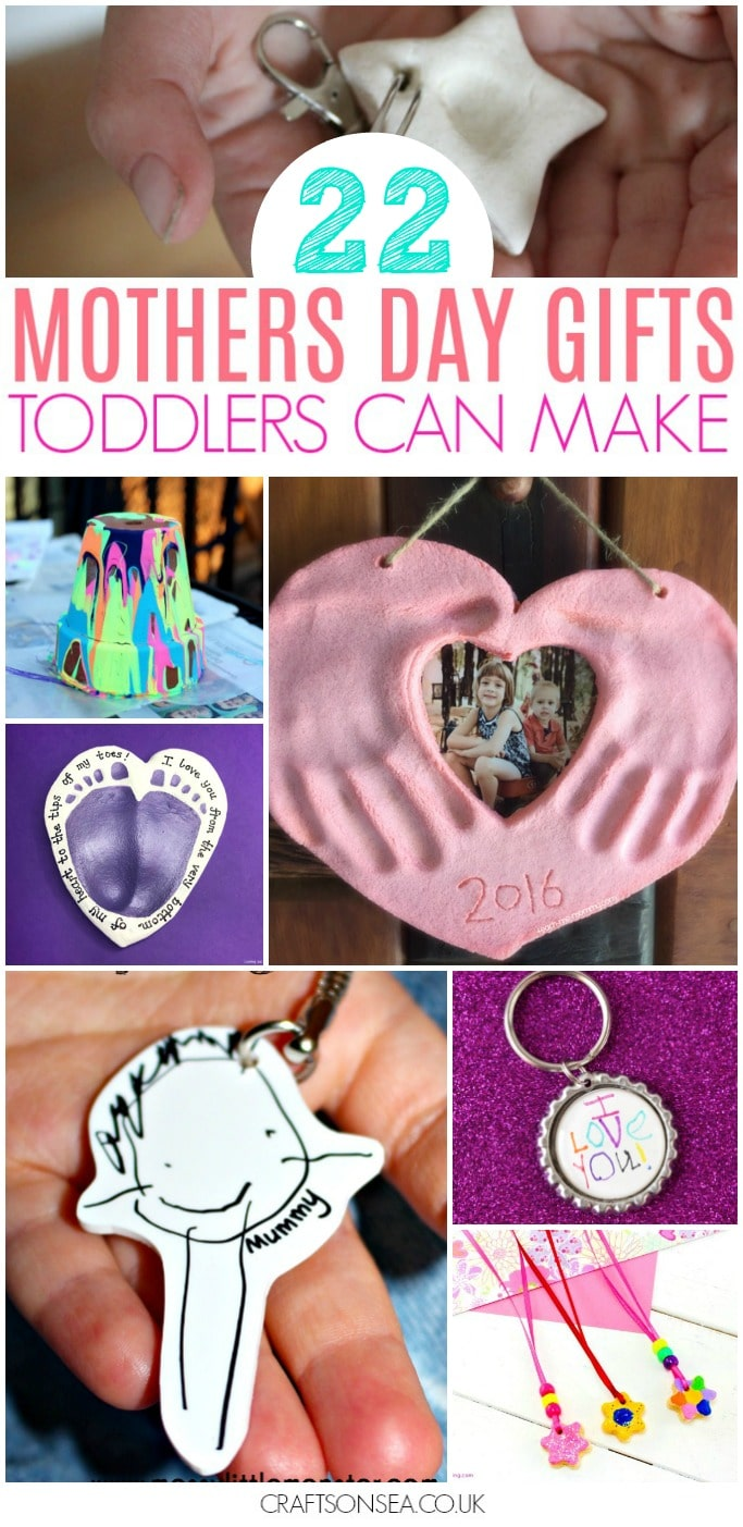 35 Mothers Day Crafts For Toddlers Crafts On Sea