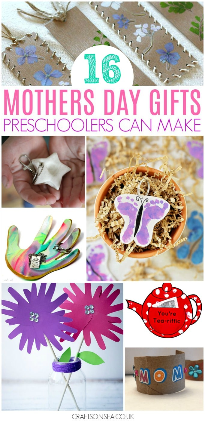mothers day preschool gifts