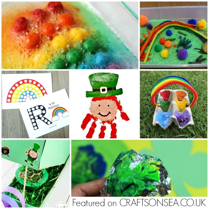 st patricks day activities for toddlers square