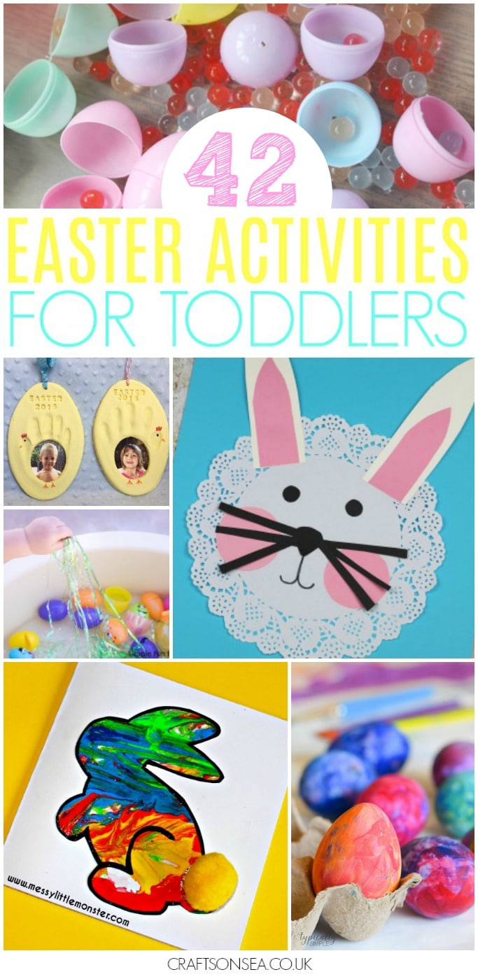 easter activities for toddlers fun