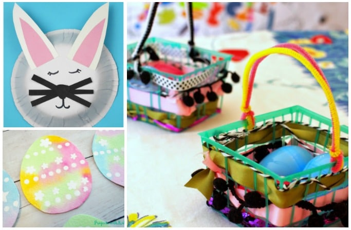 35 Easter Activities For Preschoolers Crafts On Sea