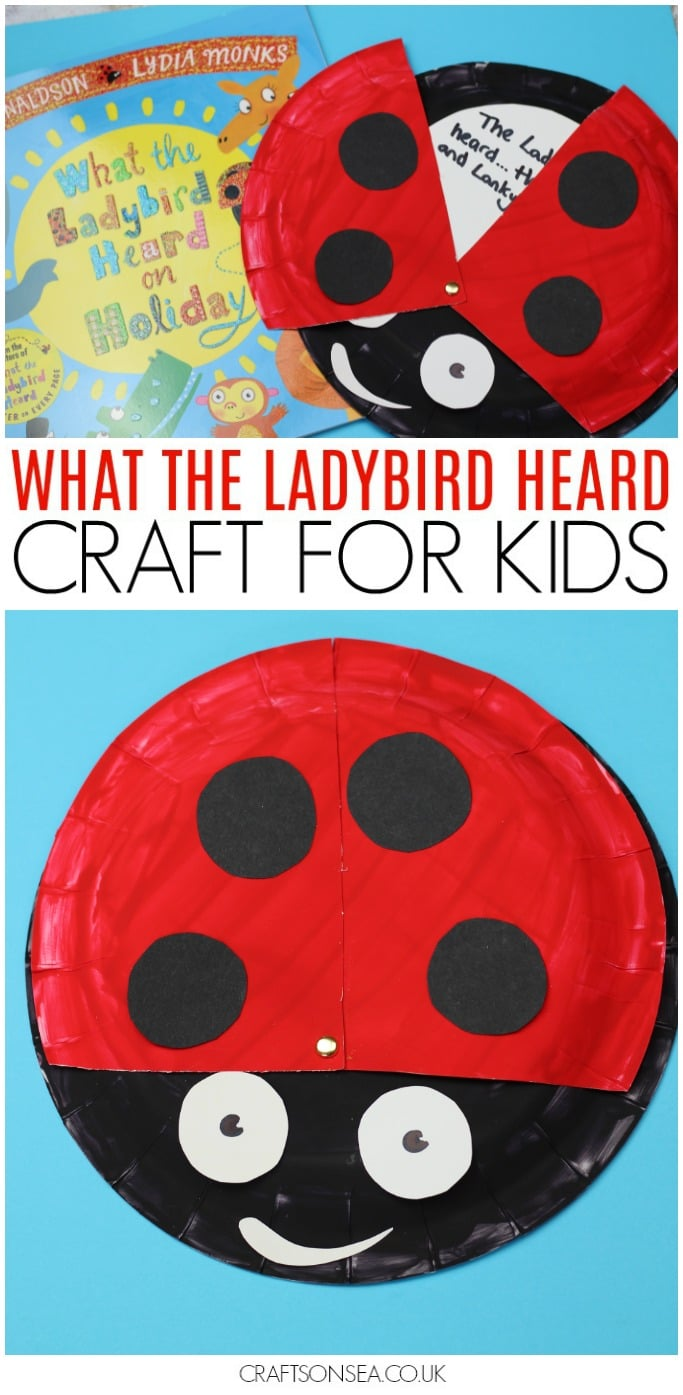 what the ladybird heard craft and literacy activity for kids