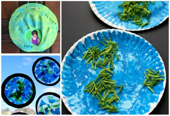 earth day activities for toddlers to make