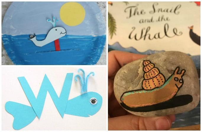 Die Schnecke und das Walhandwerk – Ideen und Aktivitäten