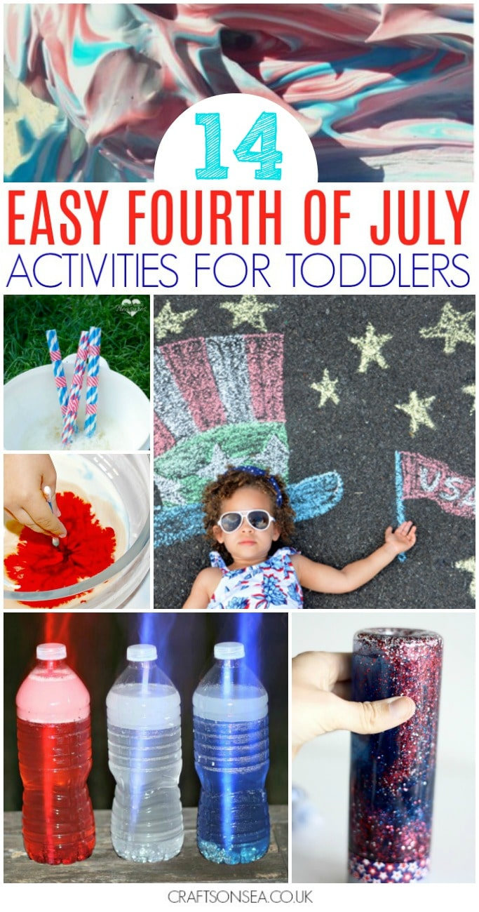 4TH OF JULY ACTIVITIES FOR TODDLERS EASY