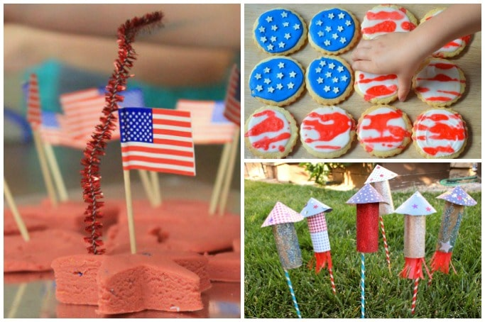 4th july activities toddlers can do