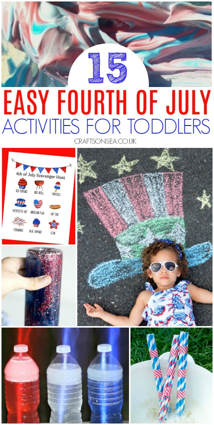 easy 4th of july activities for toddlers preschool