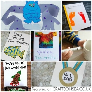 fathers day crafts for toddlers 300