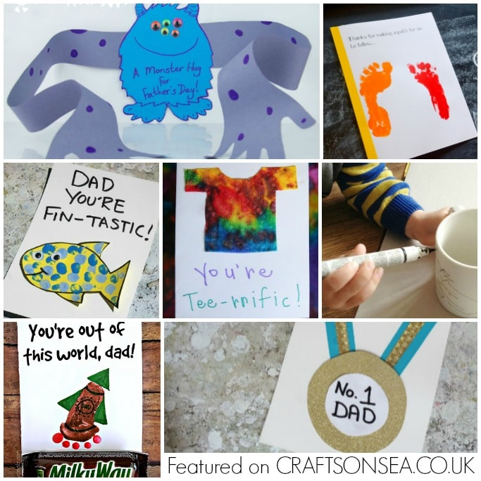 fathers day crafts for toddlers square