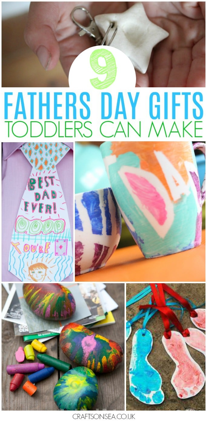 fathers day gifts toddlers kids crafts