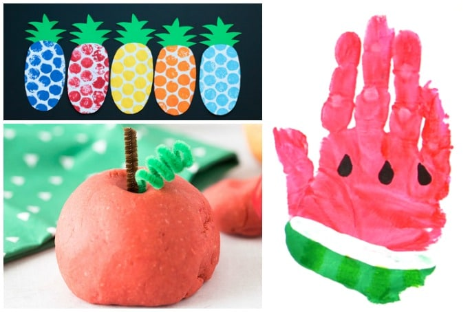 fruit activities for toddlers fun