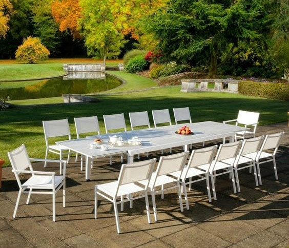 large garden furniture