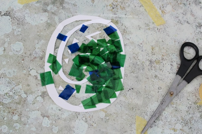 moana craft activity