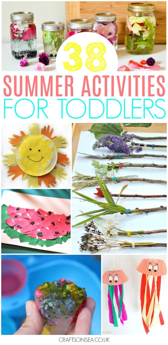 summer activities for toddlers preschool