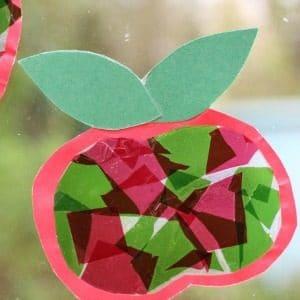 apple-suncatcher-craft-for-kids 300