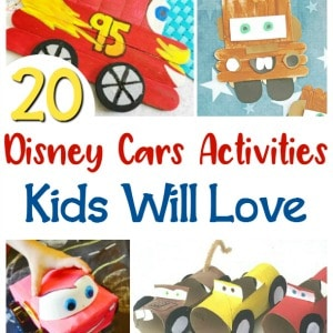 disney cars crafts 300