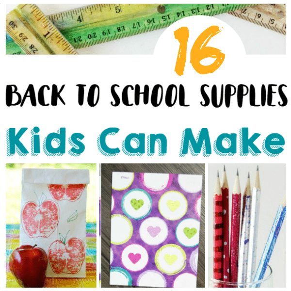 diy back to school supplies kids can make