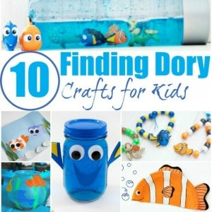 finding dory crafts 300