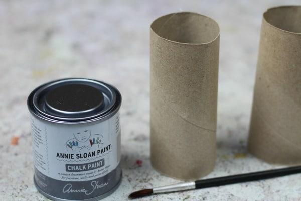 squirel and rat craft toilet rolls