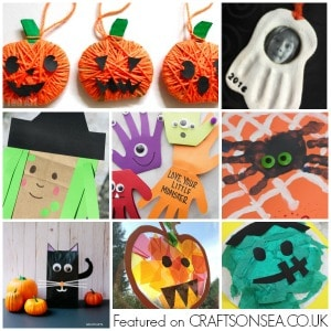 20 Autumn Tree Crafts For Kids Crafts On Sea