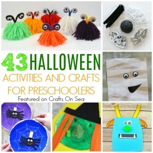 halloween actitvities for preschoolers 300