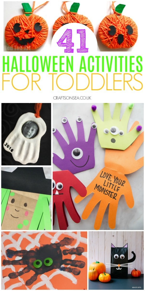 halloween activities for toddlers fun ideas for kids