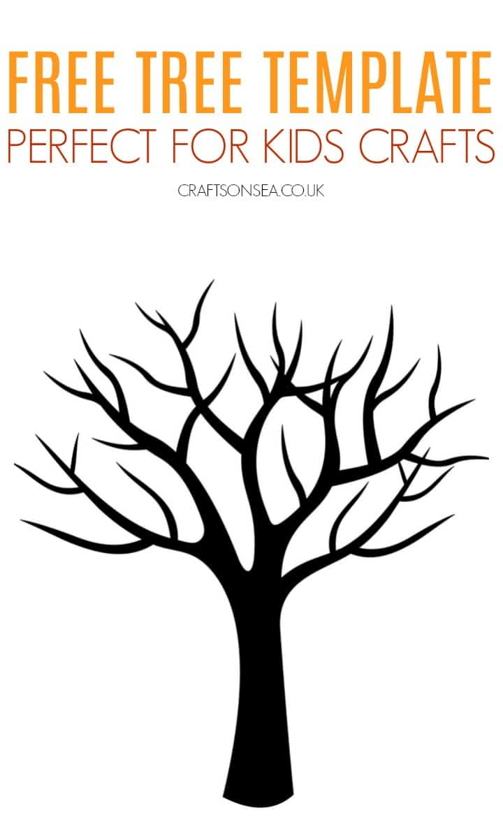 tree template free