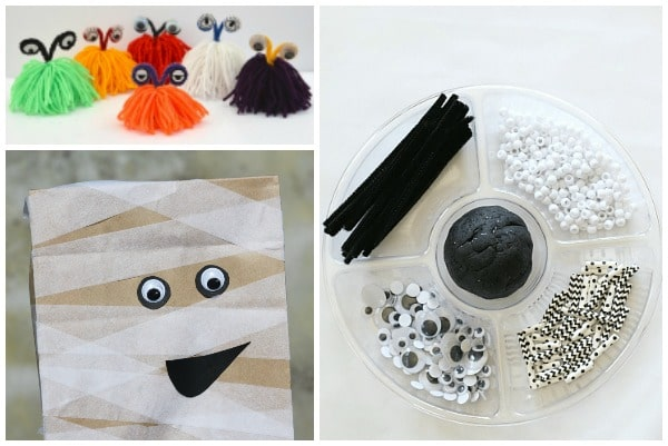 halloween activities and crafts for preschoolers