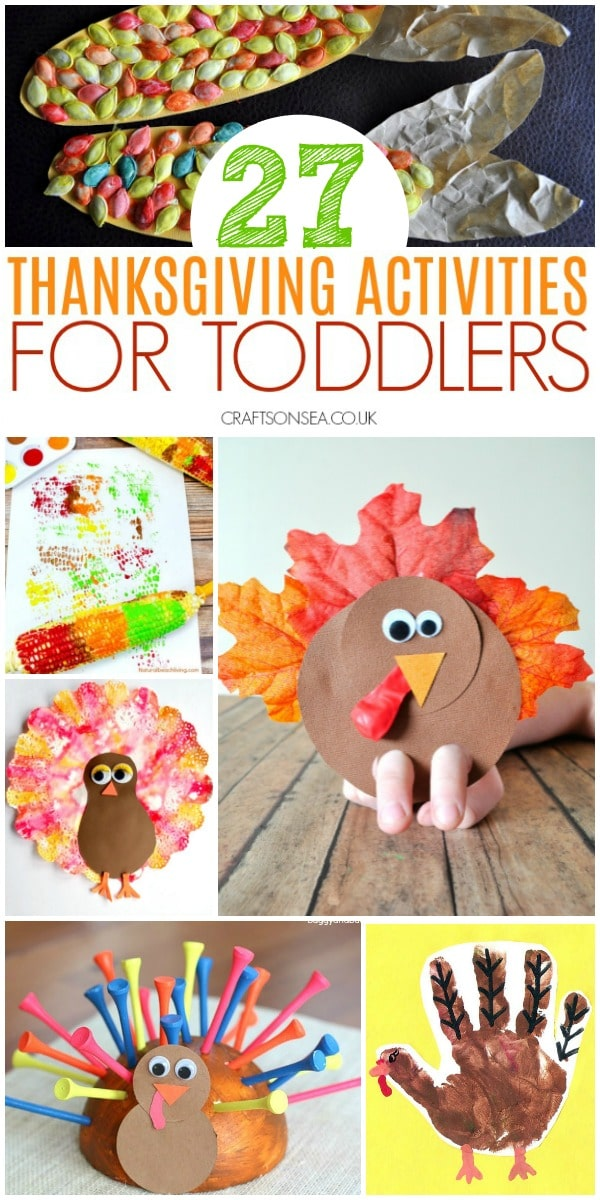 thanksgiving activities for toddlers easy fun