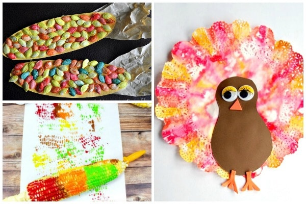 thanksgiving activities for toddlers preschool