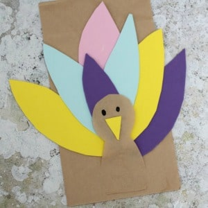 Paper-Bag-Turkey-Craft-for-Kids-puppet 300