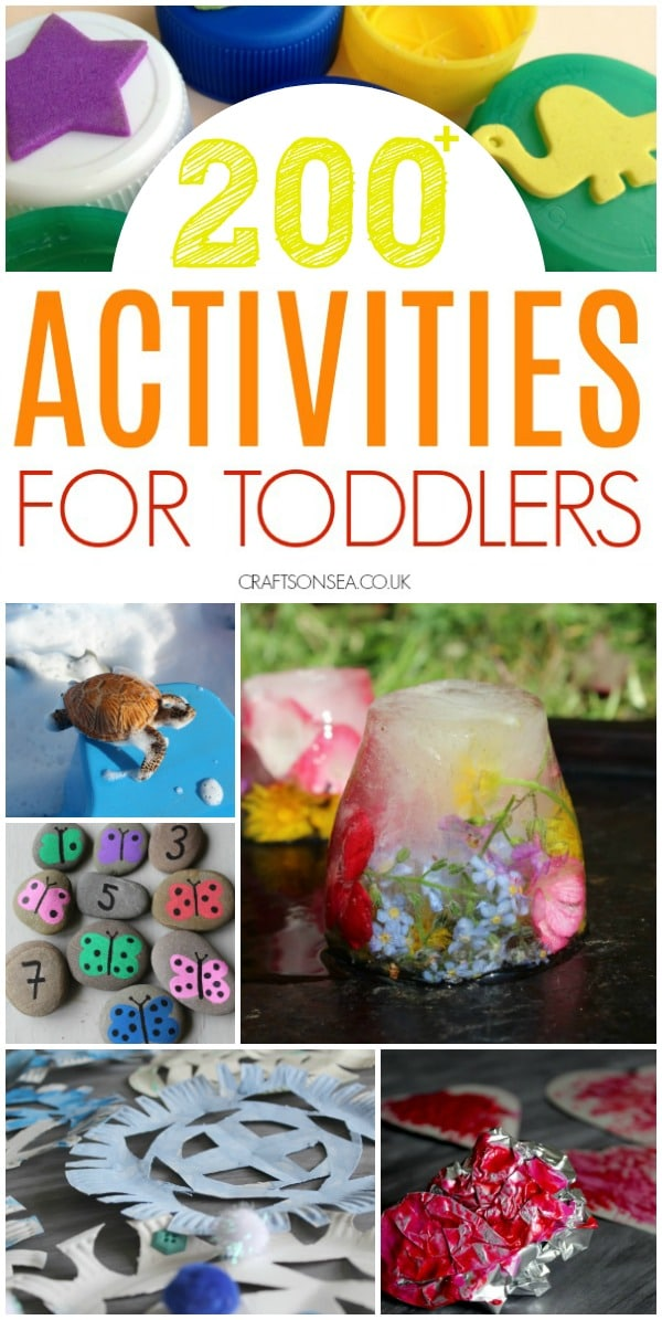 activities for toddlers easy #toddleractivities #preschool
