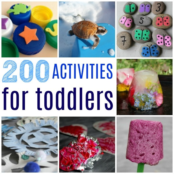 activities for toddlers square #kidsactivities #toddlers