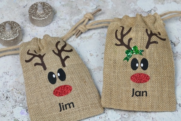 amazon handmade personalised jute bags