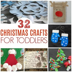 christmas crafts for toddlers 300