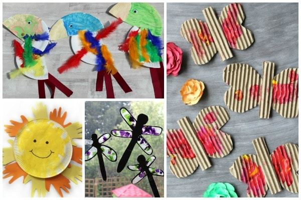 crafts for toddlers one and two year olds