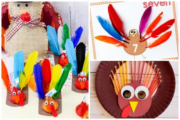 thanksgiving activities for preschoolers to make