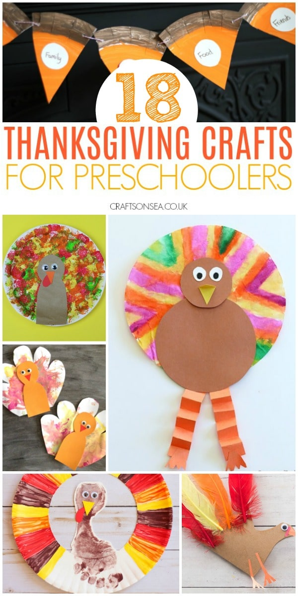 thanksgivinng crafts preschool easy #thanksgivingcrafts #preschool #preschool