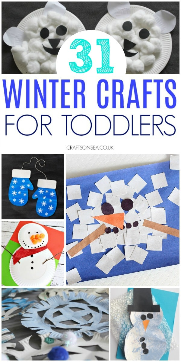 winter crafts for toddlers easy #toddlercrafts #wintercrafts #preschool