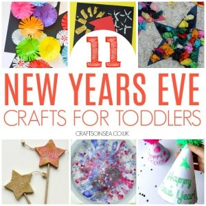 new years eve crafts for toddlers 300