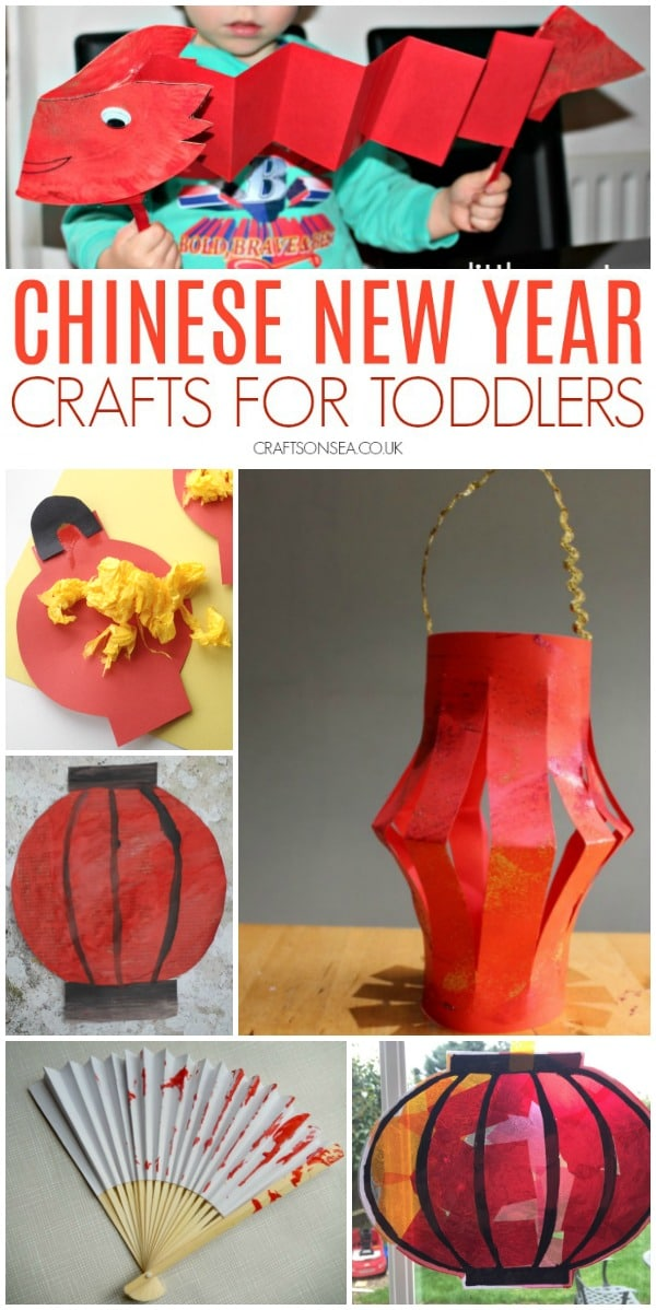 chinese new year crafts for toddlers fun