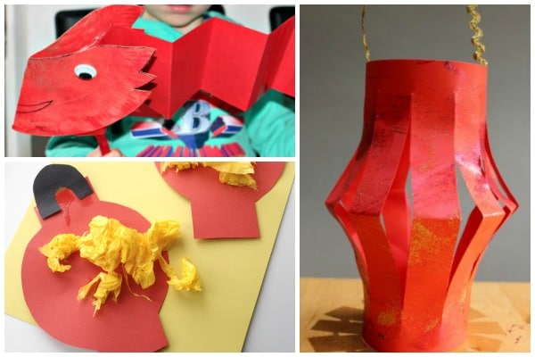 chinese new year crafts for toddlers to make