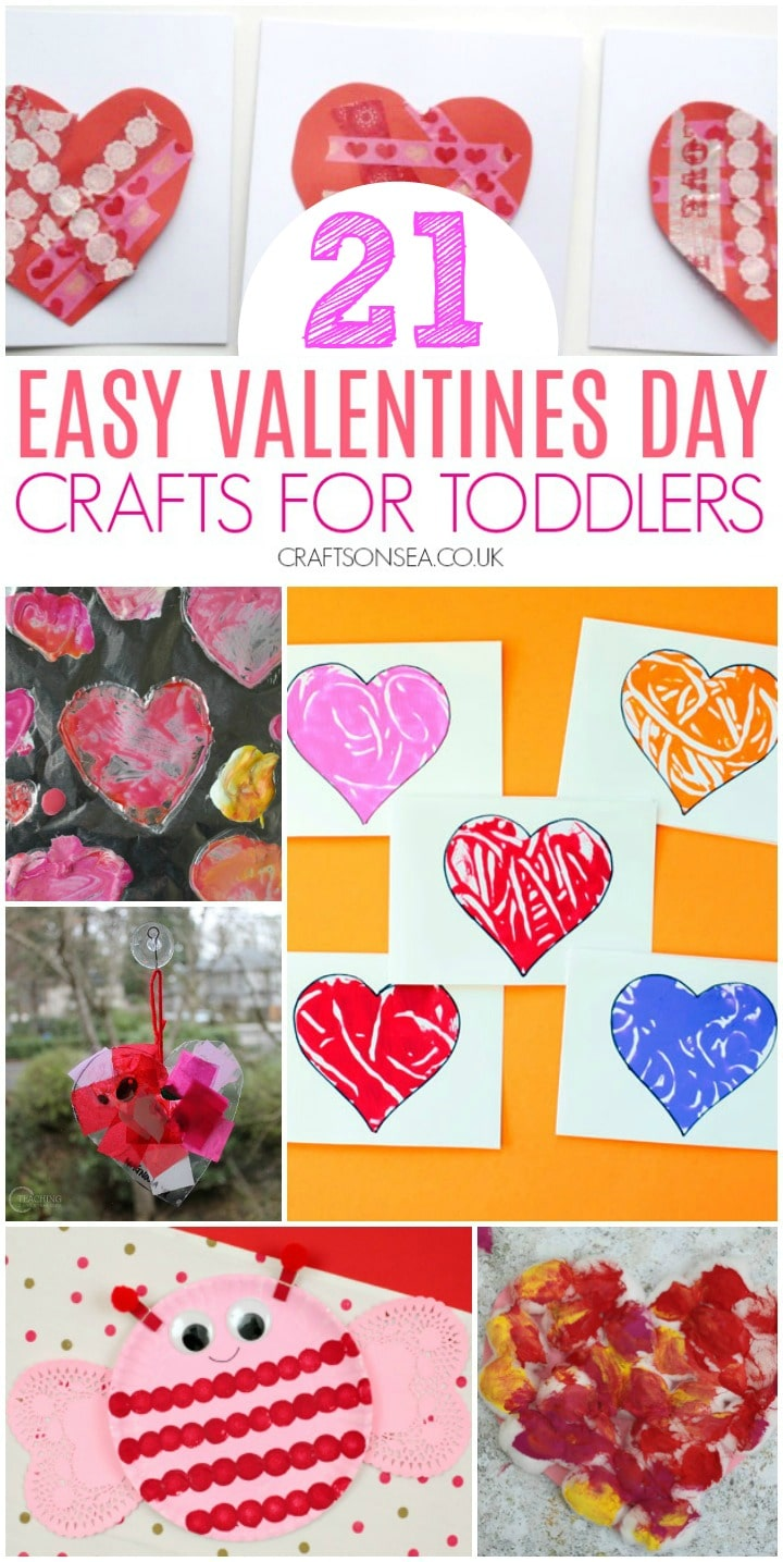 easy valentines day crafts for toddlers preschool heart crafts suncatchers art