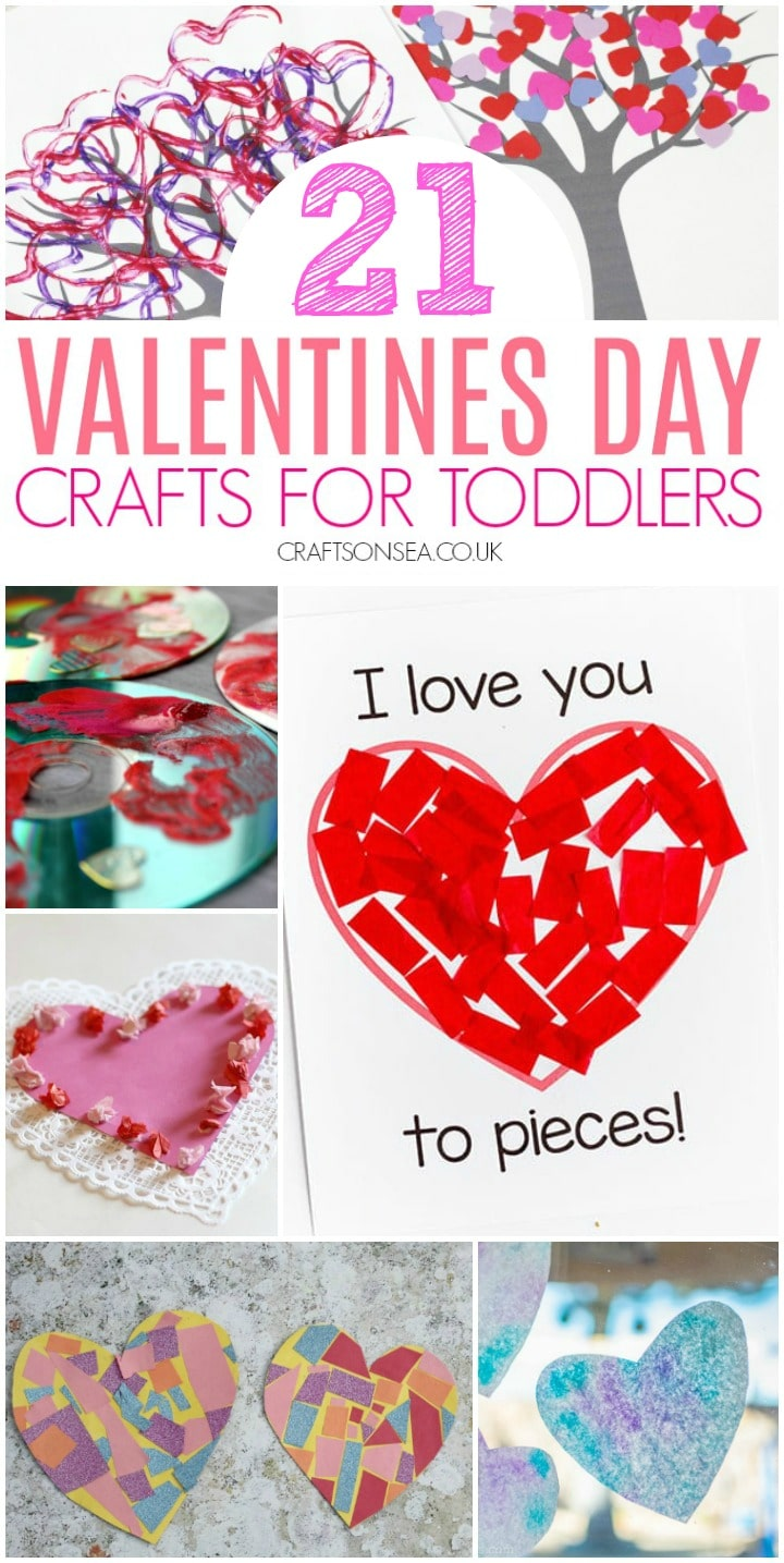 easy valentines day crafts for toddlers heart crafts valentines trees