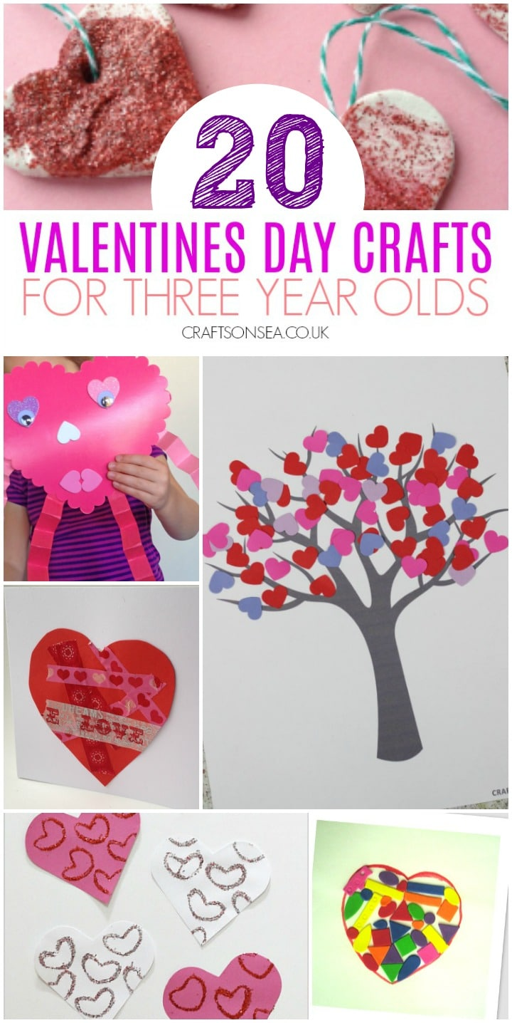 valentines crafts for 3 year olds heart crafts valentines trees