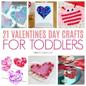 valentines day crafts for toddlers 300
