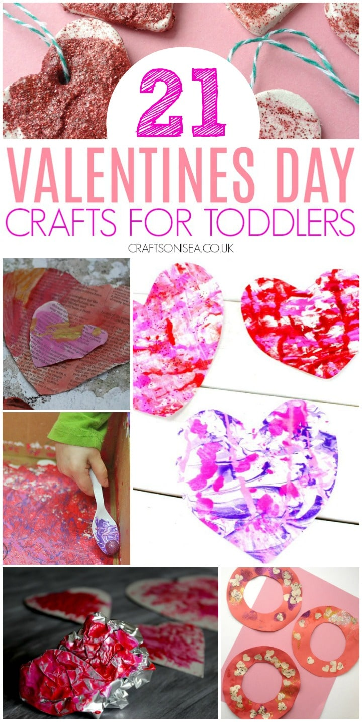 valentines day crafts for toddlers preschool easy diy