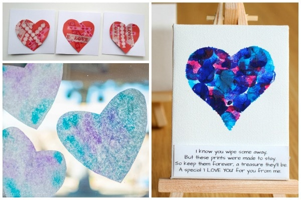 Easy Valentines Day Crafts For Toddlers Crafts On Sea